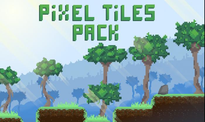 Pixel Tiles Pack