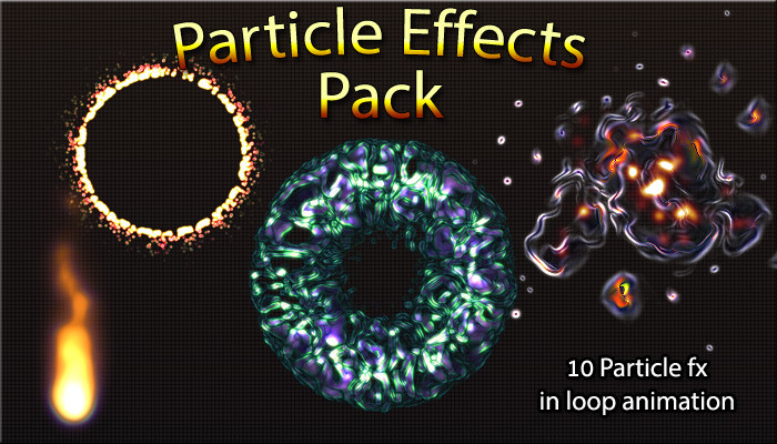 Game Particle Effects