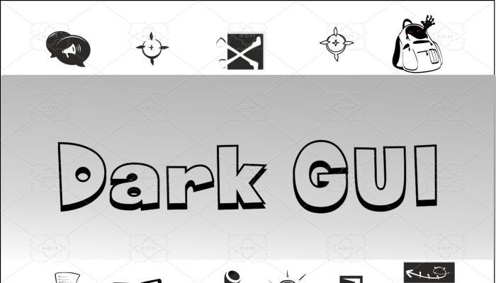 Dark GUI