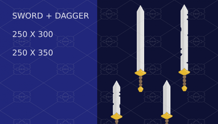 Sword – Dagger