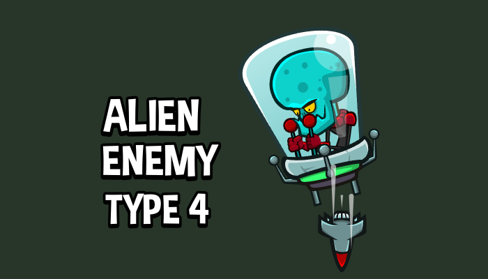 Alien enemy type 4