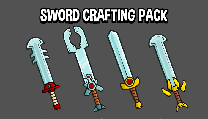 Sword crafting pack