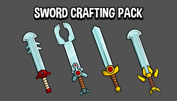 Sword crafting pack