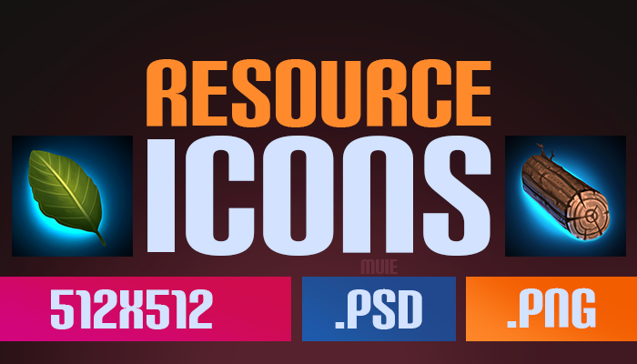 Resource Icons