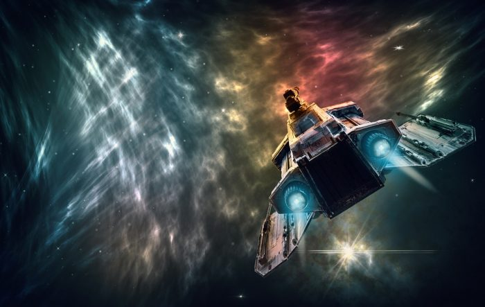 Space Sounding Track – Futuria Epsilong