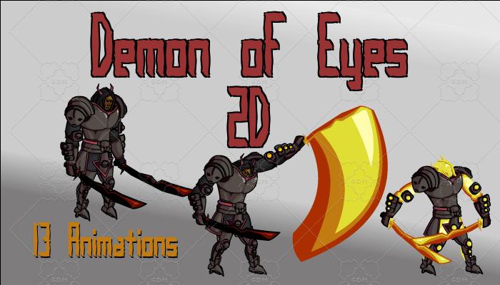Demon of Eyes