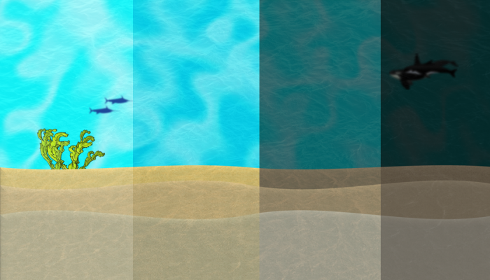 Ocean Floor Backgrounds