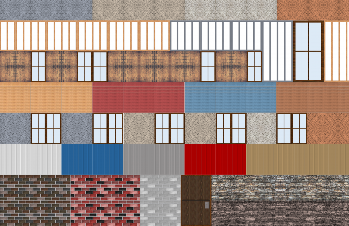 Wall Texture Package