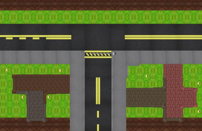 Pathway Textures