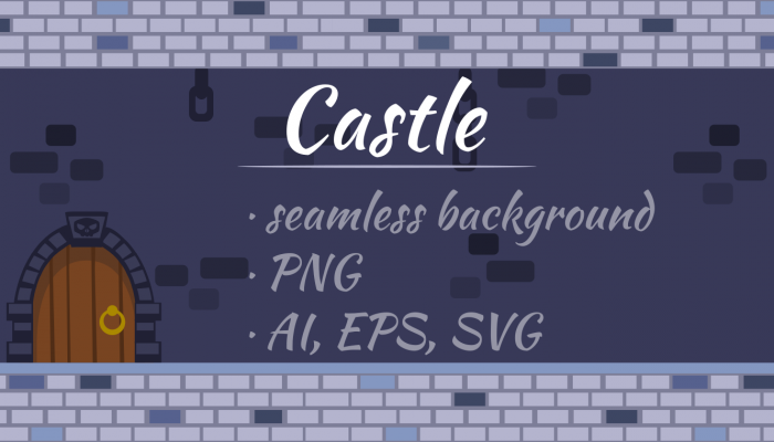 Castle Background