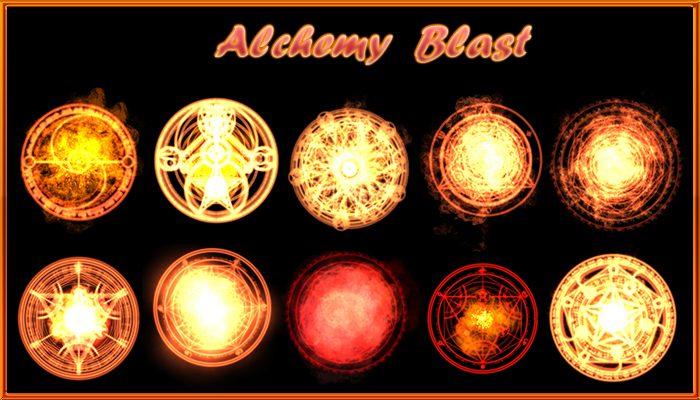 Alchemy Blast