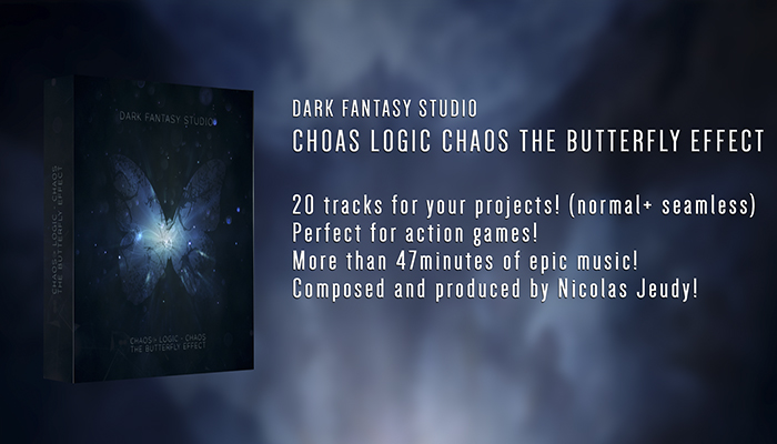 Dark Fantasy Studio- Chaos logic chaos (action music)