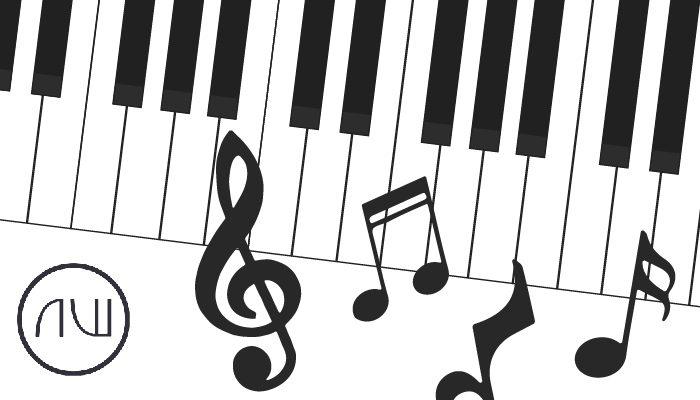 Andrew's Classic Piano Keys