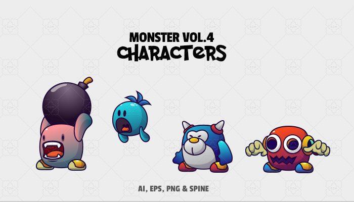 Monster V4