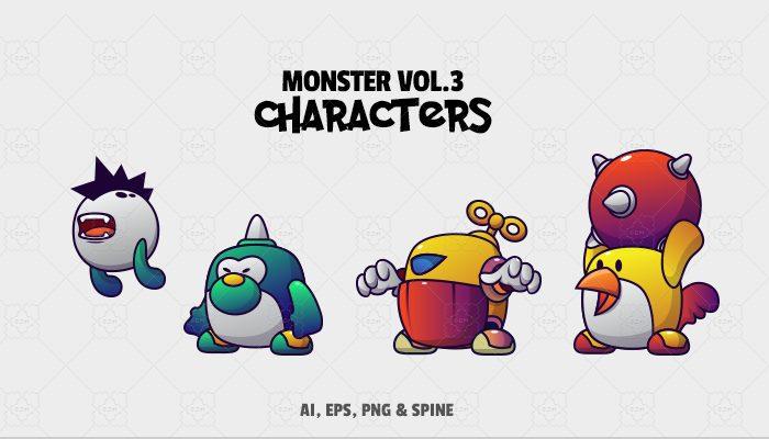 Monster v3