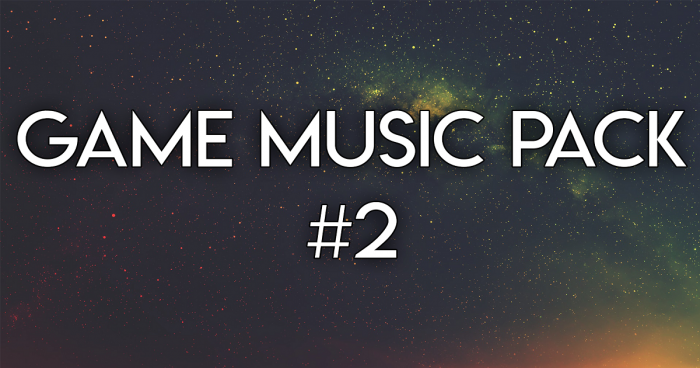 Game Music Pack #2