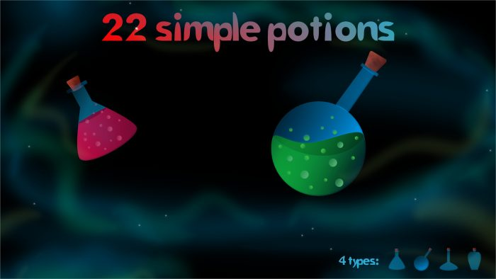 22 Potions