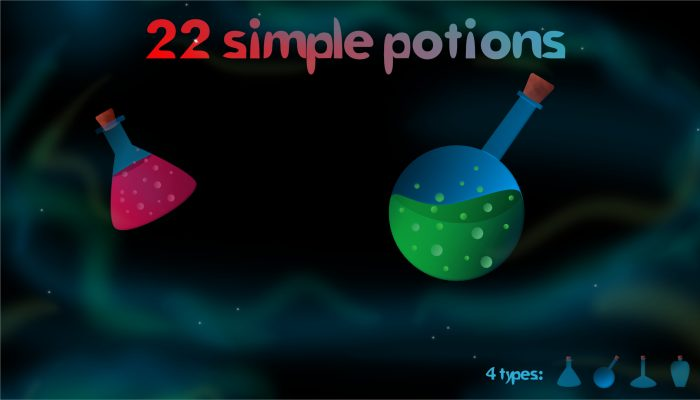 22 Simple Potions