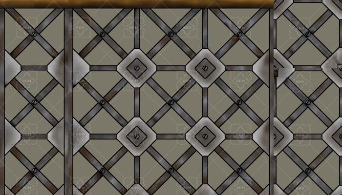 Industrial platform tile