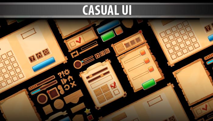 Casual UI