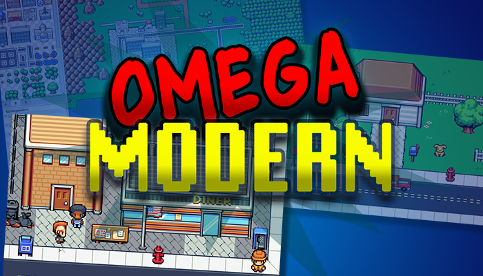 Omega Modern Graphics Pack