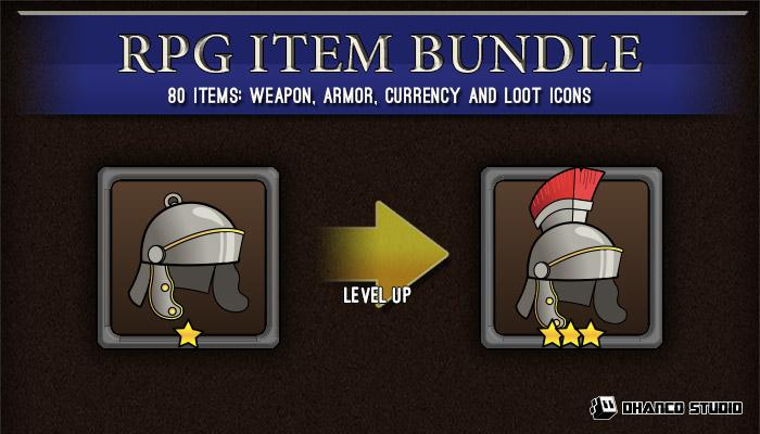 RPG Item Bundle – Ancient Civilizations Themed