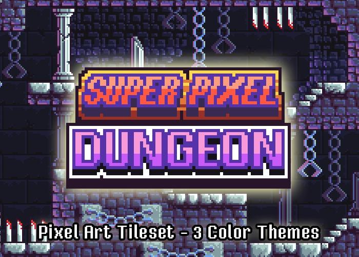 Super Pixel Dungeon