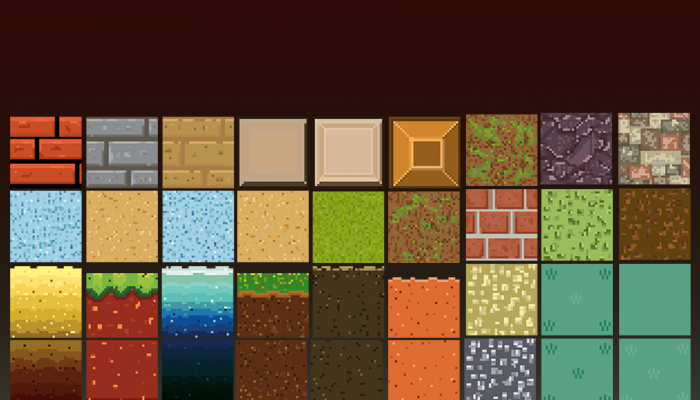 Pixel Tile Set