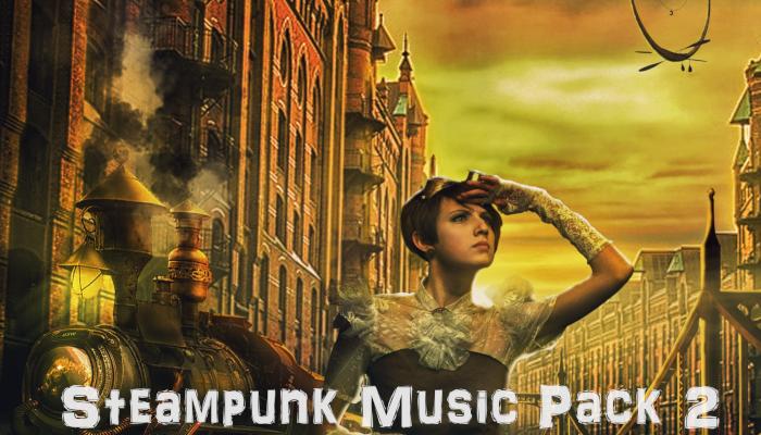 Steampunk Music Pack 2