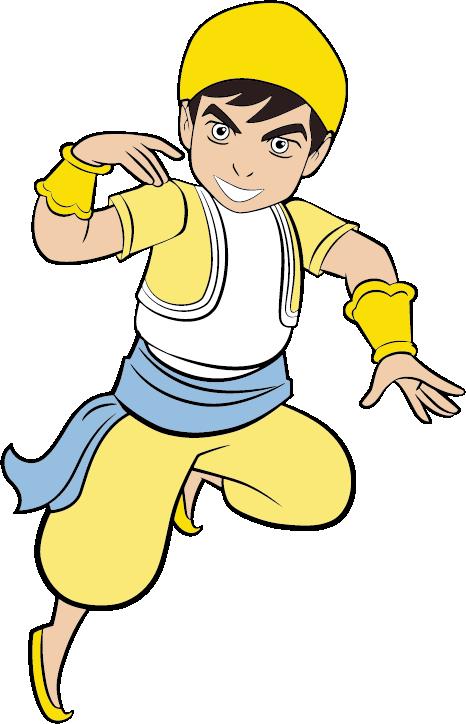 Hasan Animated Sprites
