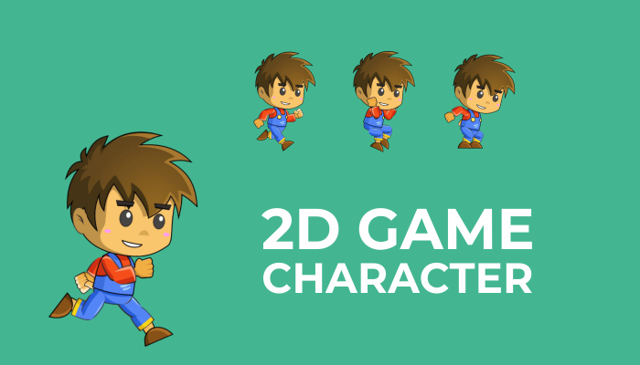 2D Sprite Character