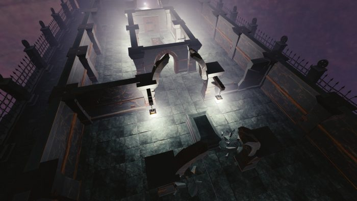Dungeon Assets low poly