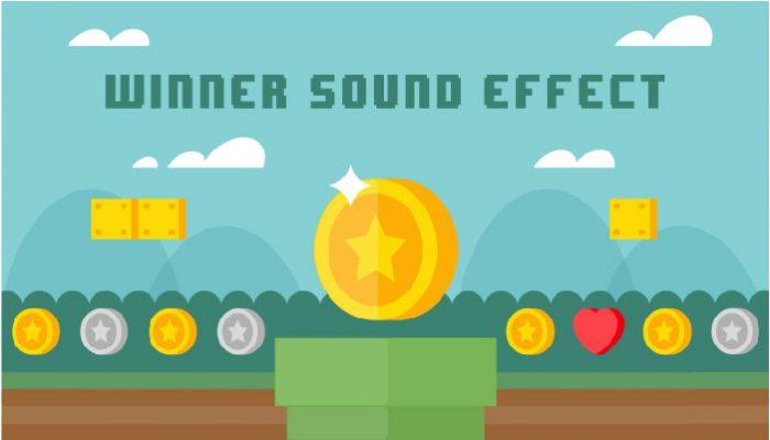 Winner Sound Effect