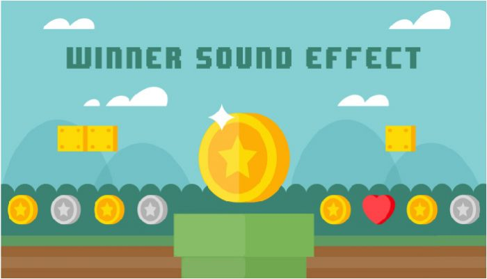 Winner Sound Effect