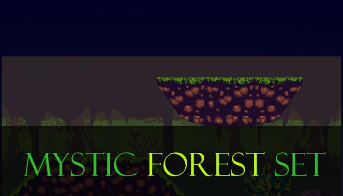 Parallax – Pixel Forest Set