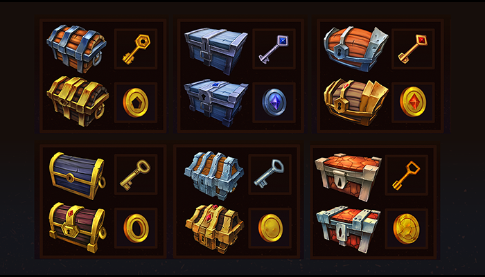 Fantasy Chest Pack