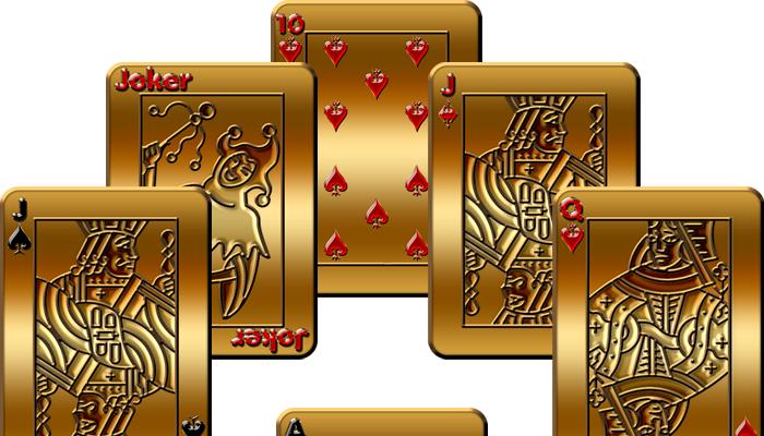Royal Gold Cards