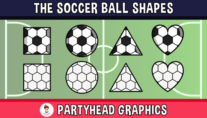 The Soccer Ball Shapes