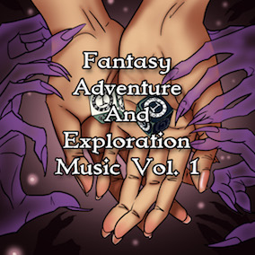 Fantasy Adventure and Exploration Vol 1