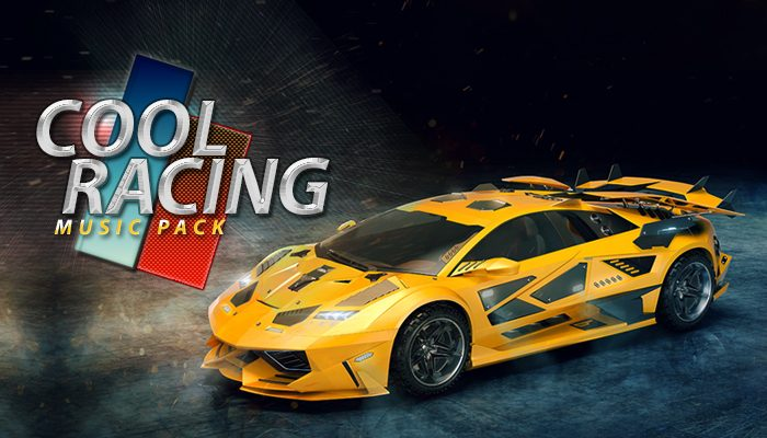 Cool Racing Music Pack
