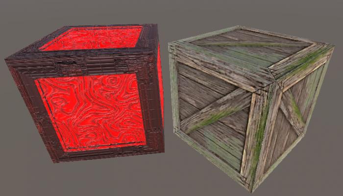 Simple Crates