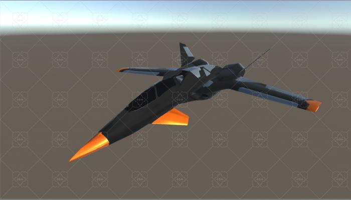 RF-XX01 Raven Experimental
