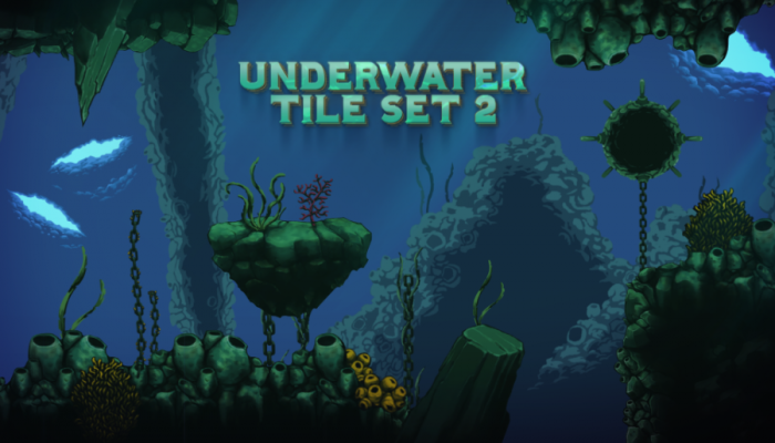 Underwater tile Set 2