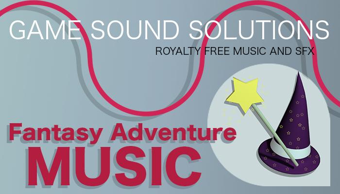 Fantasy Adventure Music