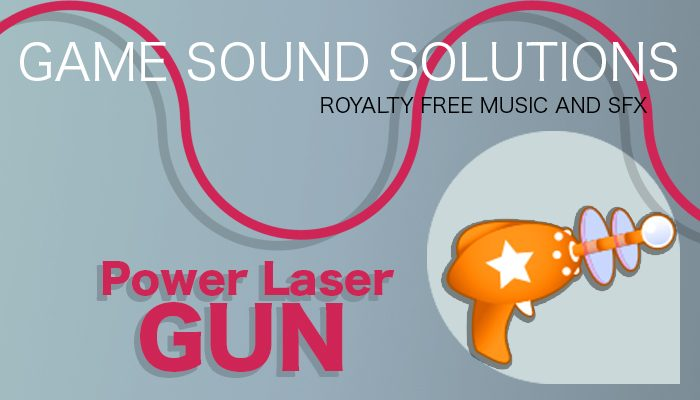 Power Laser Gun