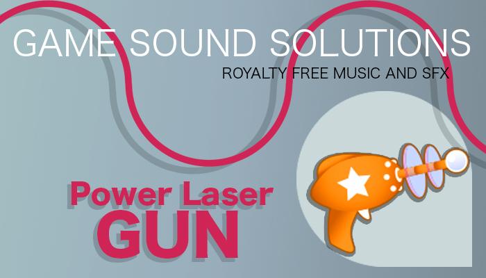 Power Laser Gun