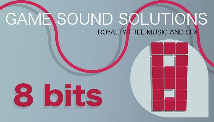 8 bits sounds