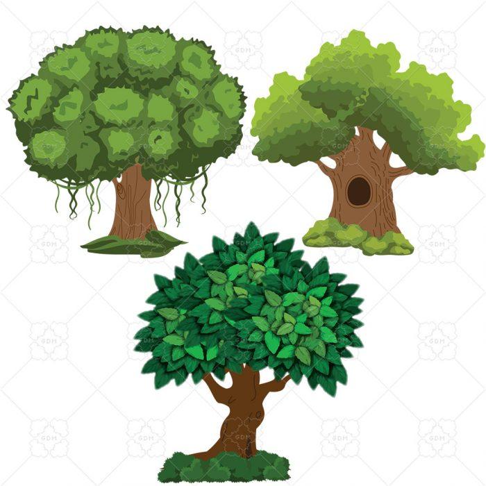 Jungle Tree pack