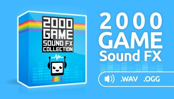 2000 Game Sound FX