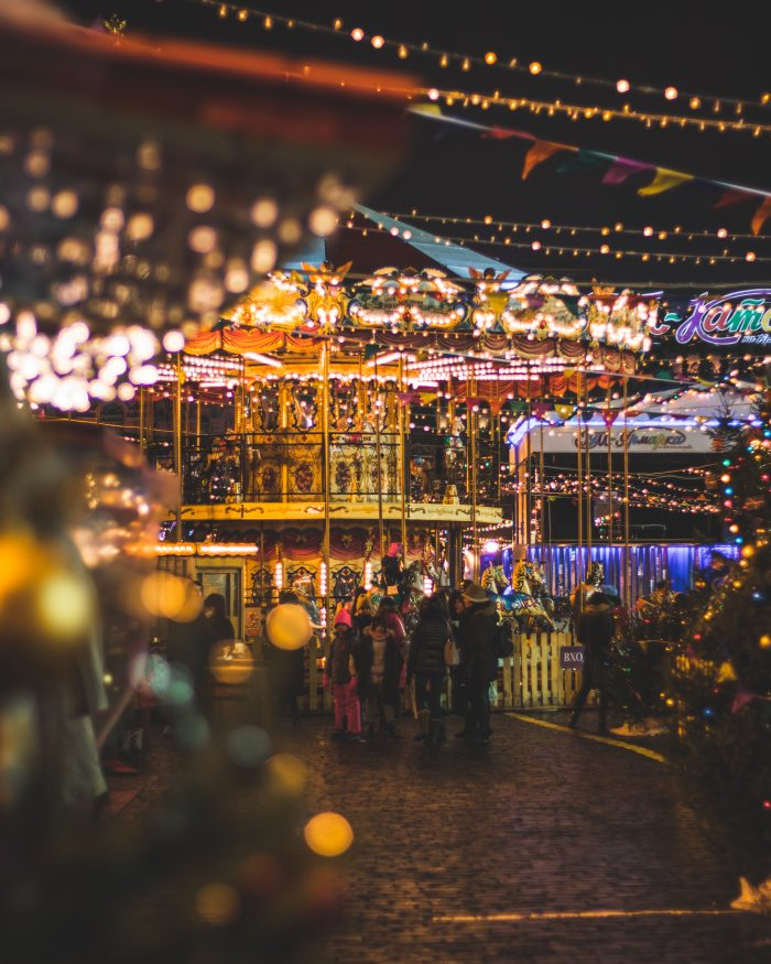 A slower Carnival – Carnival – Fair – Playground Music